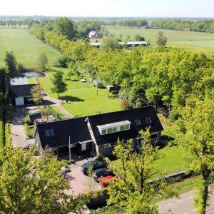 Woonboerderij Overijssel Nieuwleusen verkocht